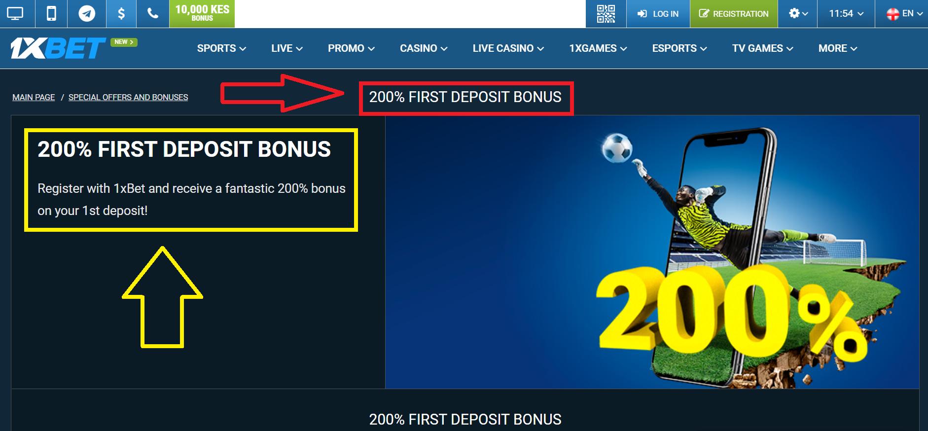 How to Use 1xbet Bonus